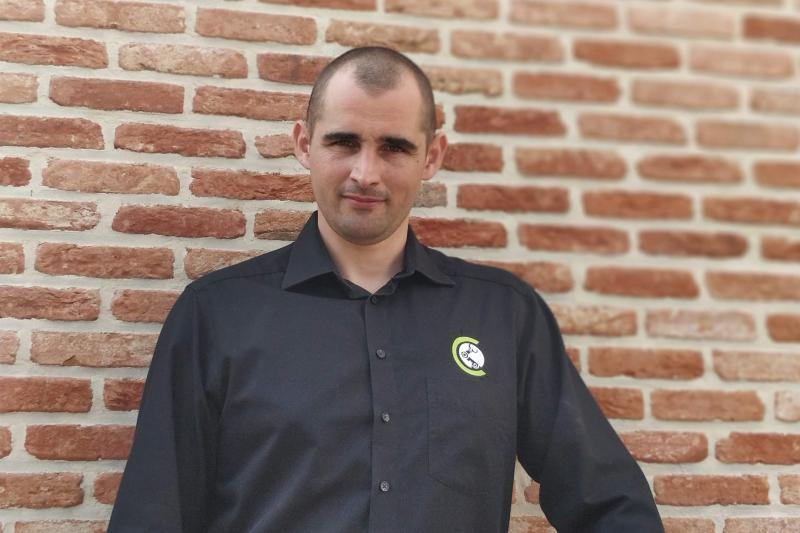 Cédrix Wéry, zaakvoerder CSW - automation