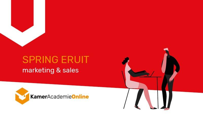 marketing & sales online