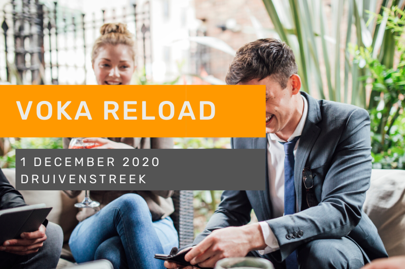 Voka Reload Druivenstreek 1 december 2020