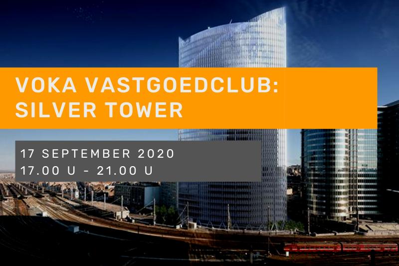 Voka Vastgoedclub Silver Tower