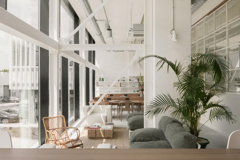 Fosbury & Sons: inspirerend antwoord op het grijze kantoor