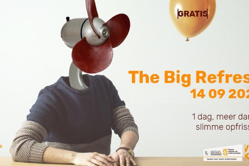 Big Refresh - digitaal
