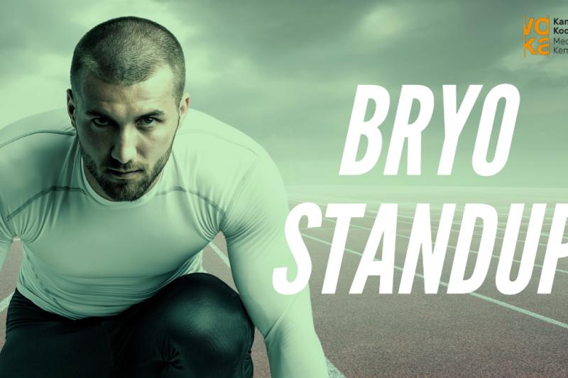 Bryo StandUp Mechelen-Kempen Najaar 2020