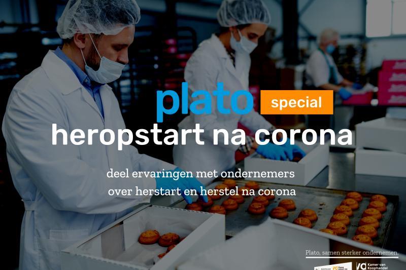 Plato Heropstart na Corona (Special)