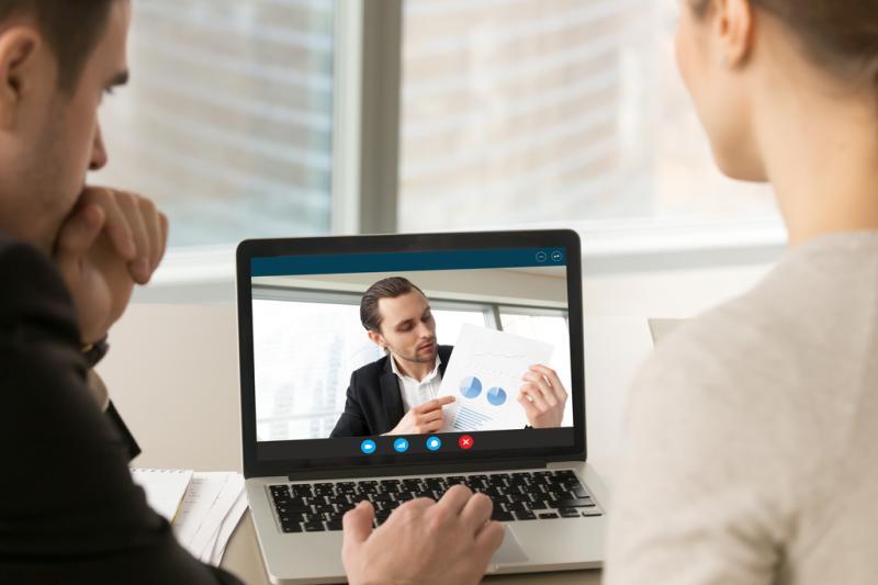 Uw professionele online salespresentatie in één, twee, drie