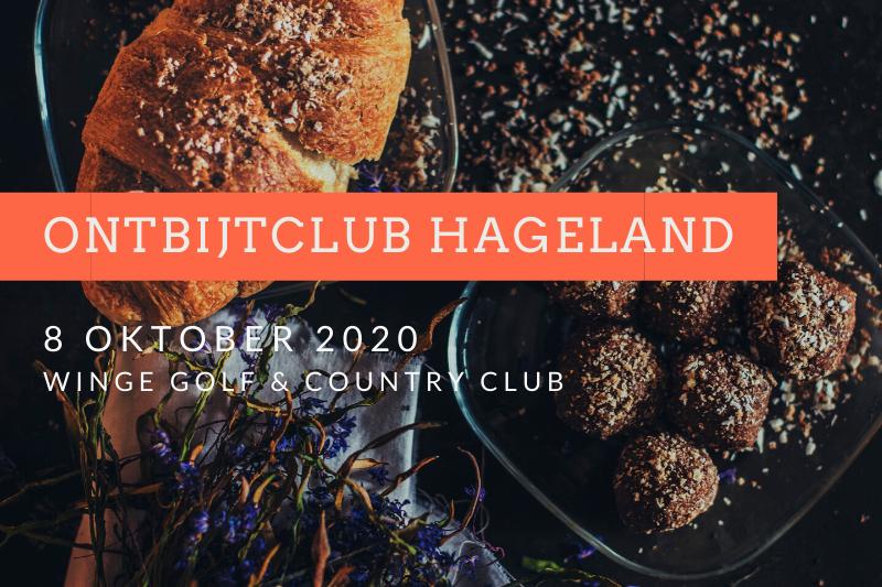 Ontbijtclub Hageland 8 oktober 2020