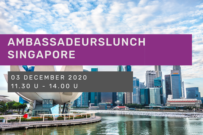 Ambassadeurslunch Singapore