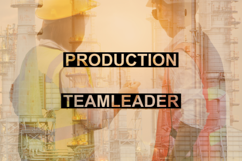 Production teamleader