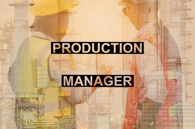 Banner Production manager