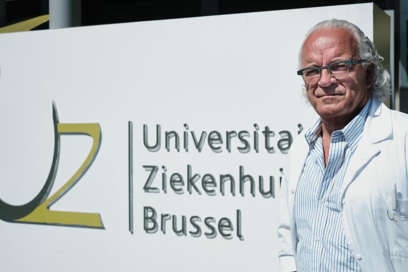 Marc Noppen, CEO UZ Brussel