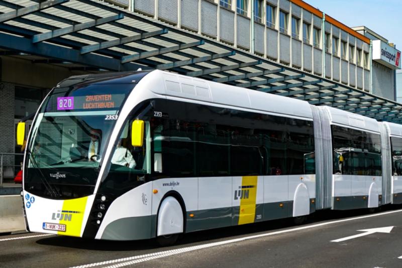 Ringtrambus zorgt vanaf 28 juni voor vlotte verbinding naar hele Vlaamse Rand