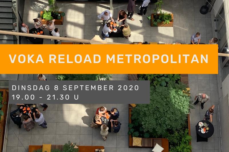 Voka Reload Metropolitan