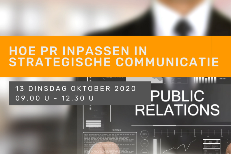 Hoe PR inpassen in strategische communicatie
