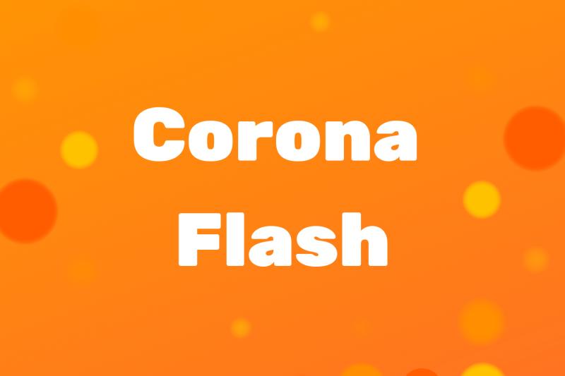 corona flash