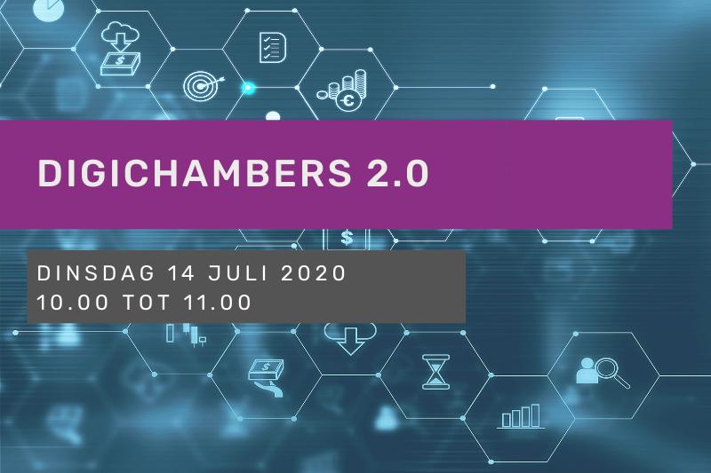 DigiChambers 2.0 - De digitale versie om het leven te vergemakkelijken
