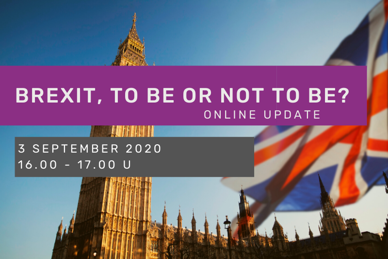 Brexit - To be or not to be (update)