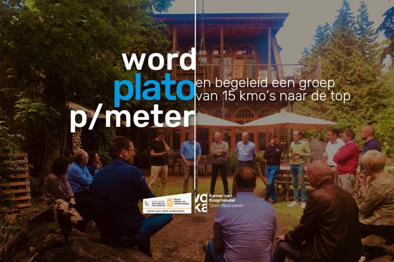 Plato-P/Meter worden: wat houdt het in? (Infosessie)