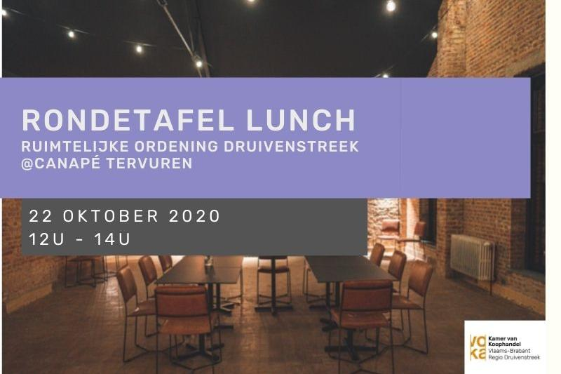 Website Teaser Rondetafel lunch Druivenstreek