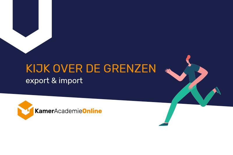 export en import online
