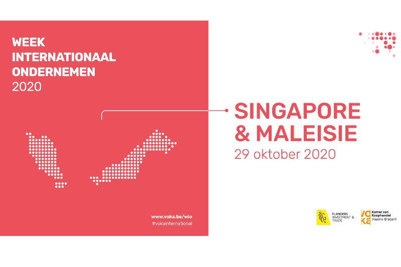 Week van het Internationaal Ondernemen - Singapore & Maleisië