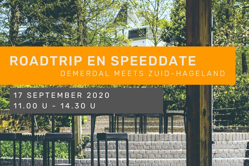 Roadtrip en speeddate: Demerdal meets Zuid-Hageland
