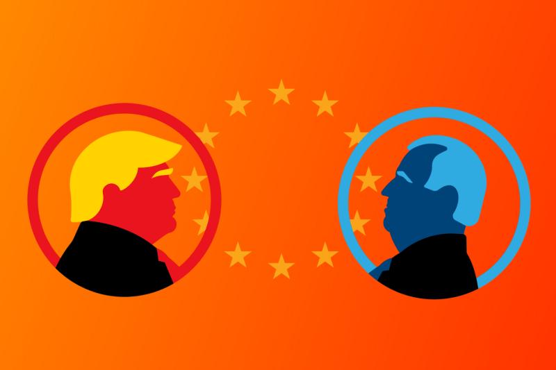 De Hamvraag: Amerikaanse presidentsverkiezingen en de impact op de EU (met Hendrik Vos)