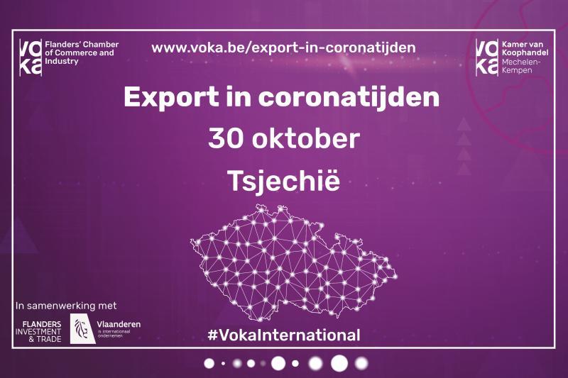 Export in coronatijden: zakendoen met Tsjechië