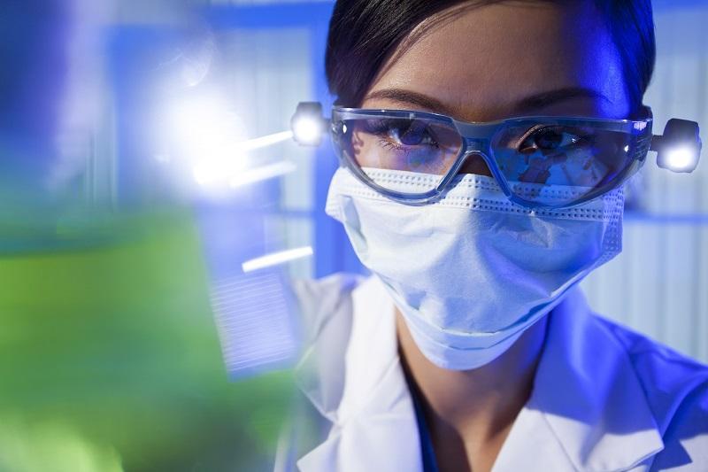 Wetenschappelijk onderzoekster