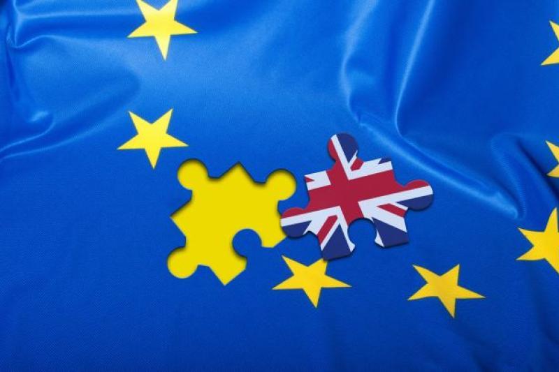Brexit vlag
