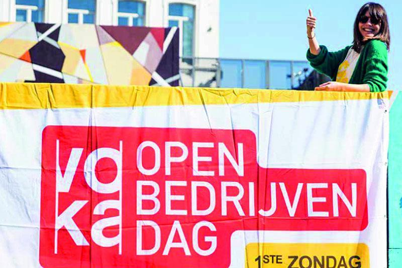 Eerste virtuele editie van VOKA Open Bedrijvendag is groot succes