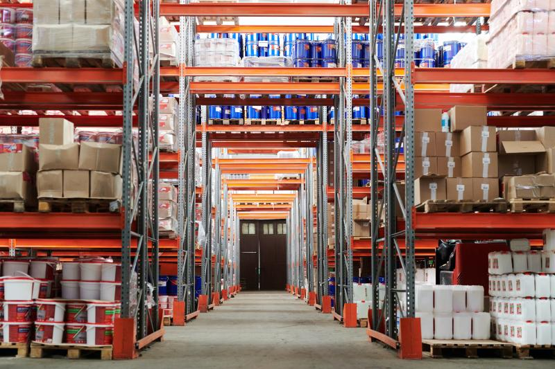 BC Smart Warehousing