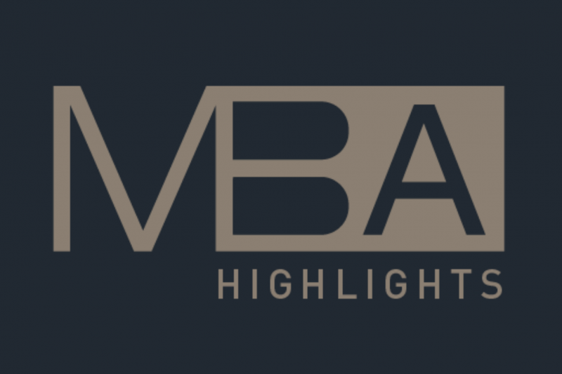 MBA Highlights