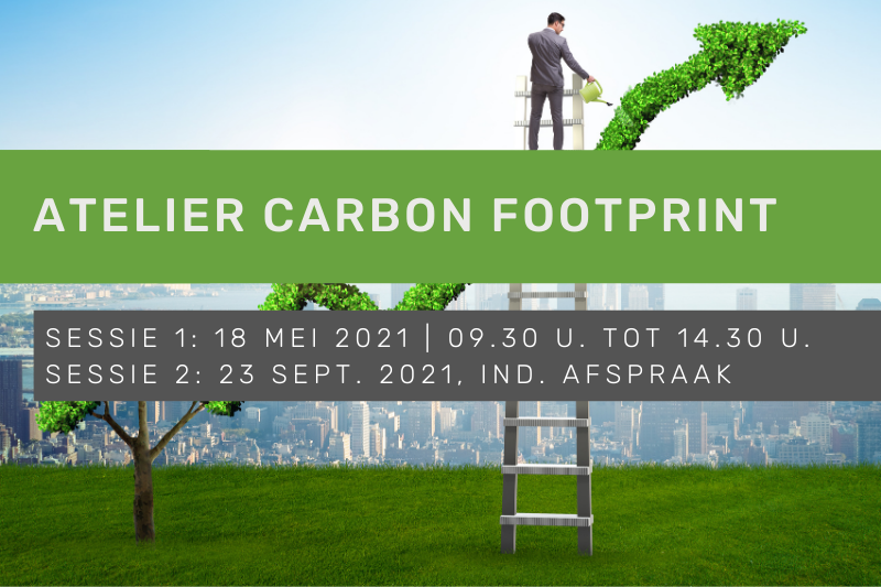 Atelier Carbon Footprint