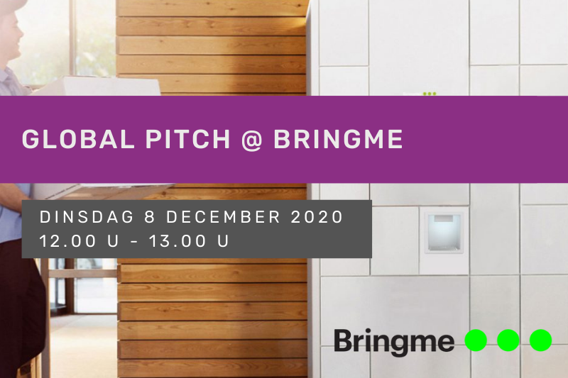 Global Pitch @ Bringme (Online)