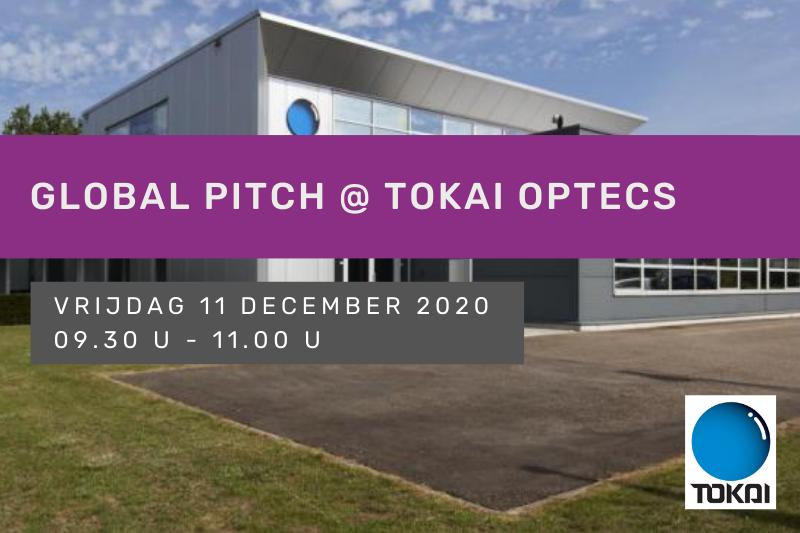 Global Pitch @ Tokai Optecs