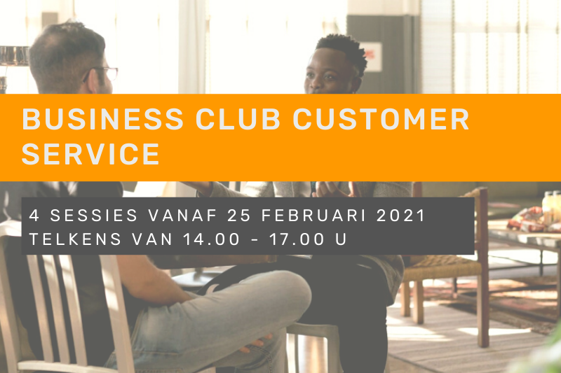 Business Club Customer Service