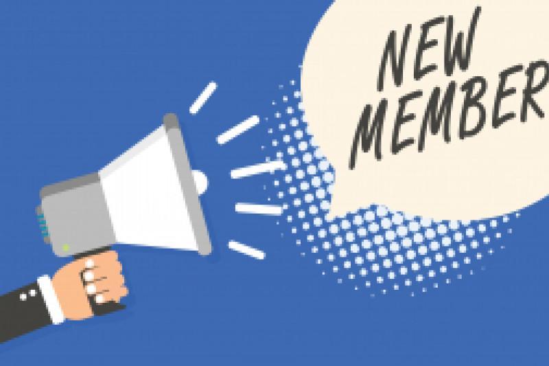 Nieuwe leden stellen zich voor