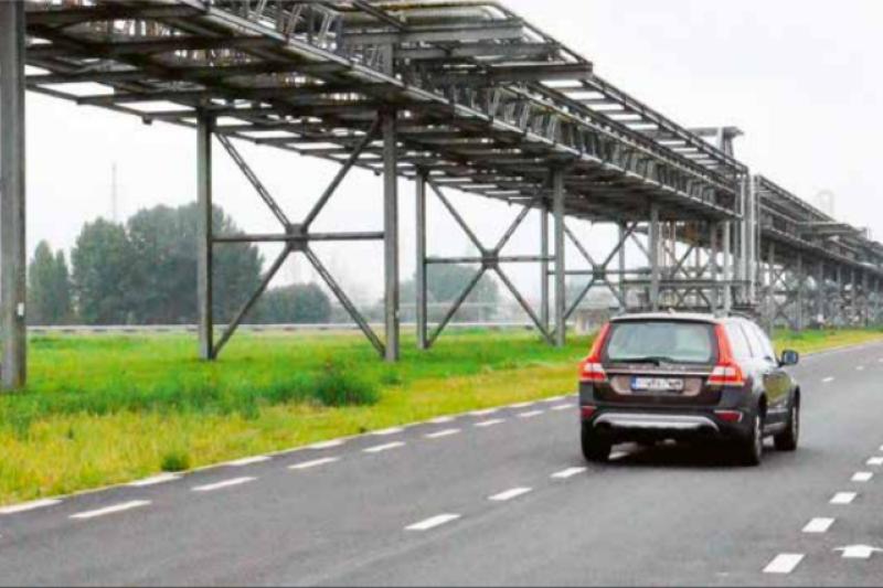 BASF Antwerpen zorgt voor vergroening van de bedrijfsvloot