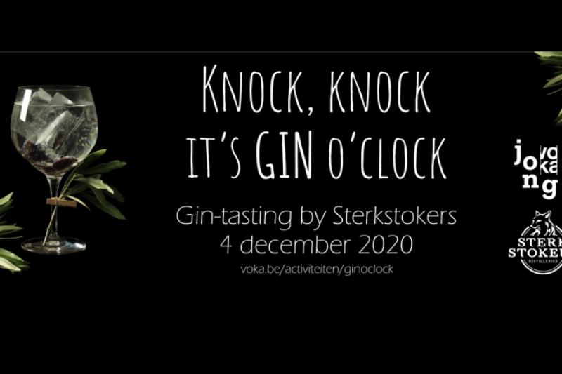 knock knock it's gin o'clock