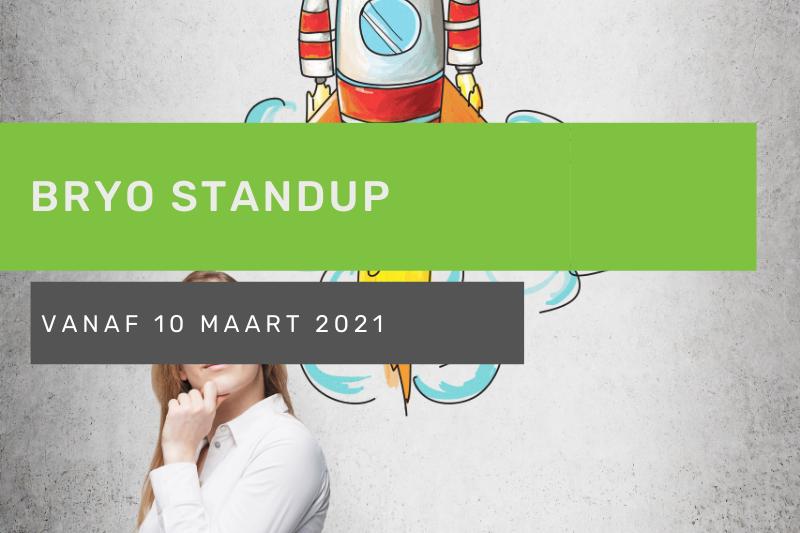 Bryo StandUp Vlaams-Brabant Voorjaar 2021