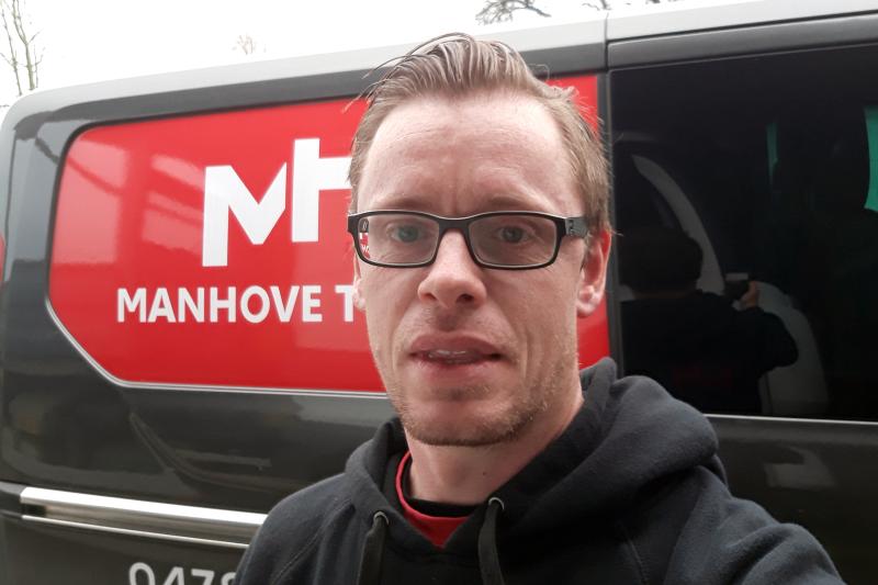 Maarten Mathieu Manhove