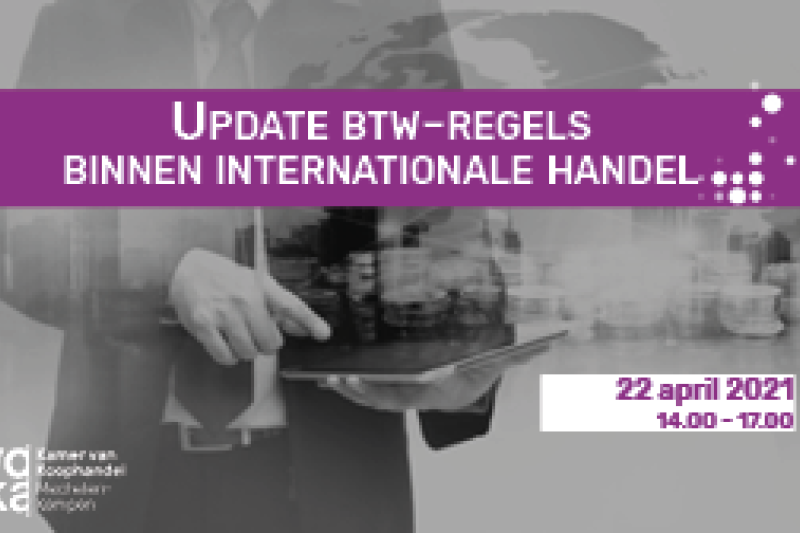 Update BTW-regels binnen internationale handel
