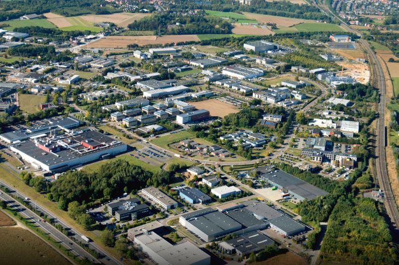 Bedrijventerreinen Vlaams-Brabant