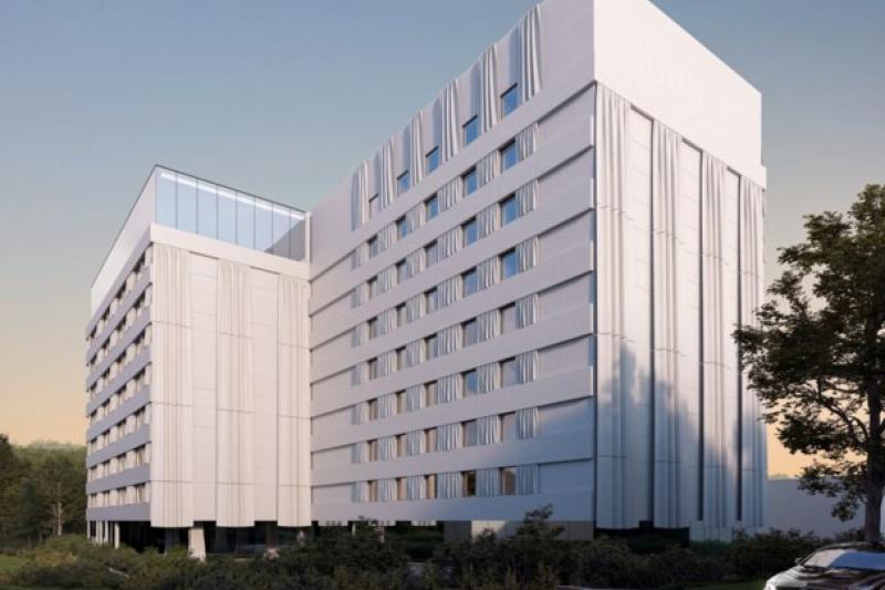 Luxehotel gepland in verloederd bedrijvenpark