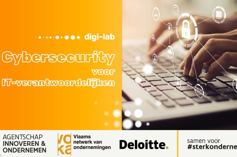Mechelen-Kempen - Cybersecurity voor de IT-verantwoordelijke