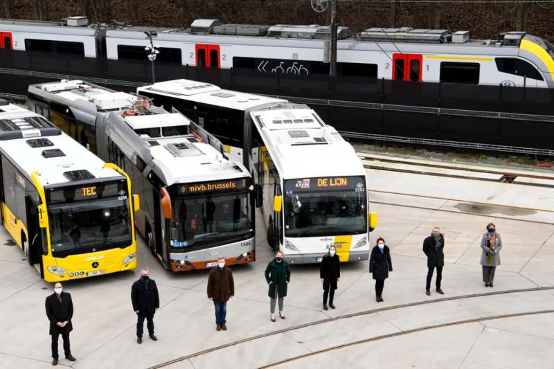 Voortaan één ticket voor alle openbaar vervoer in én rond brussel
