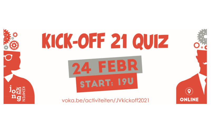 Jong Voka Kempen Kick-off 21 QUIZ