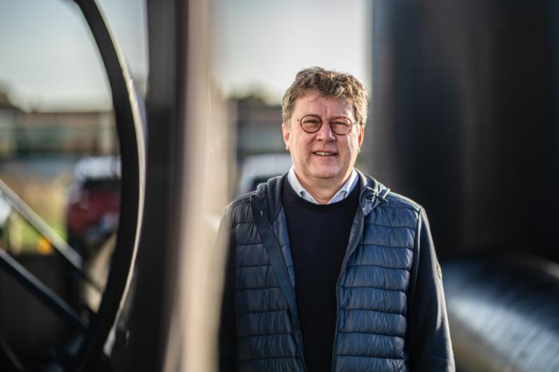 Johan Smet, CEO Benvitec