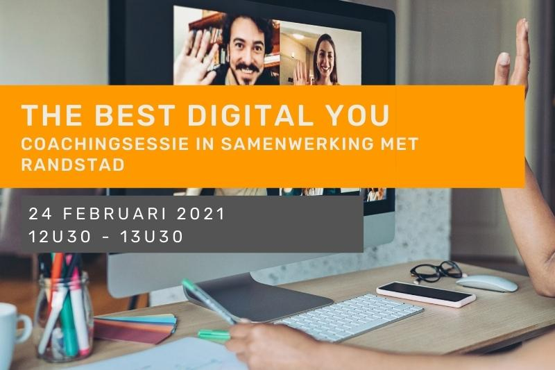 The best digital you (coachingsessie)