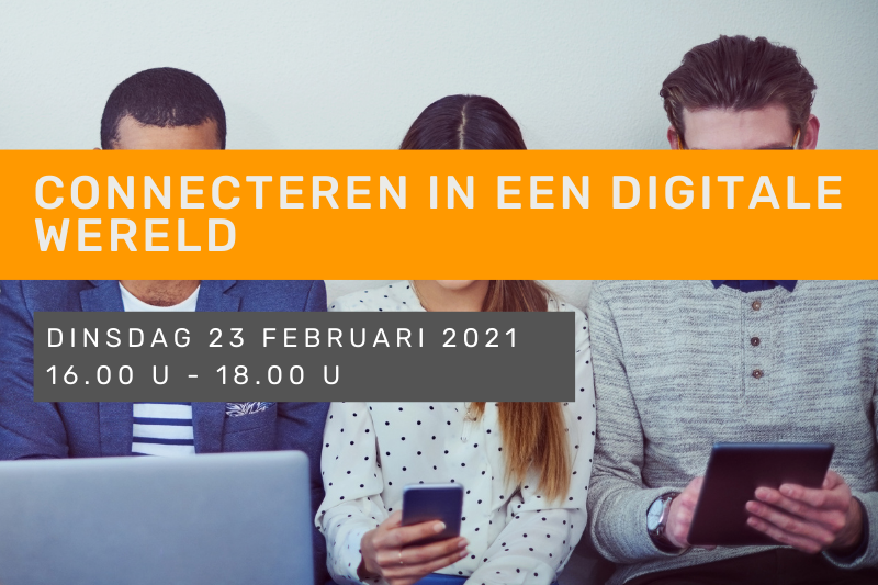 Connecteren in een digitale wereld